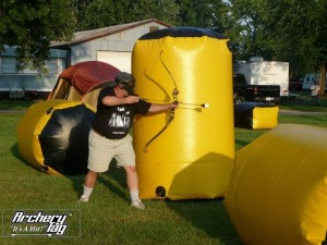 Archery Tag Game